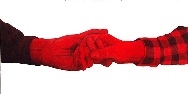 Nån att hålla handen 1