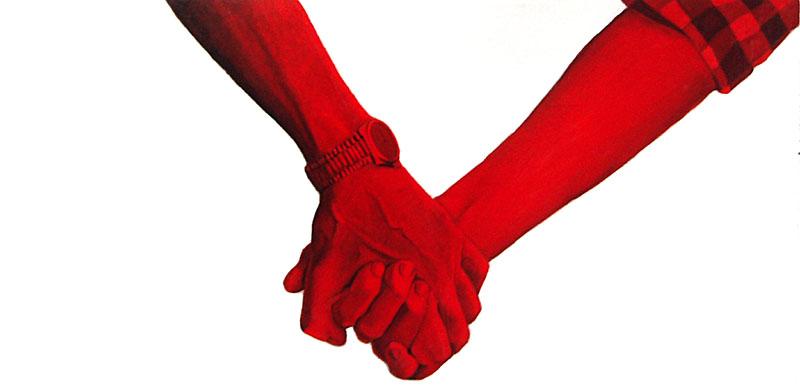 Nån att hålla handen 4